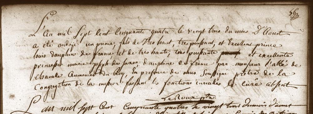http://www.depalmas-france.com/Genealogie/naissanceLouisXVI.jpg